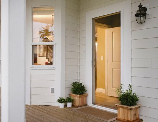 Legacy Door Screens Are Perfect For Both In Swing And Out Swing Doors.