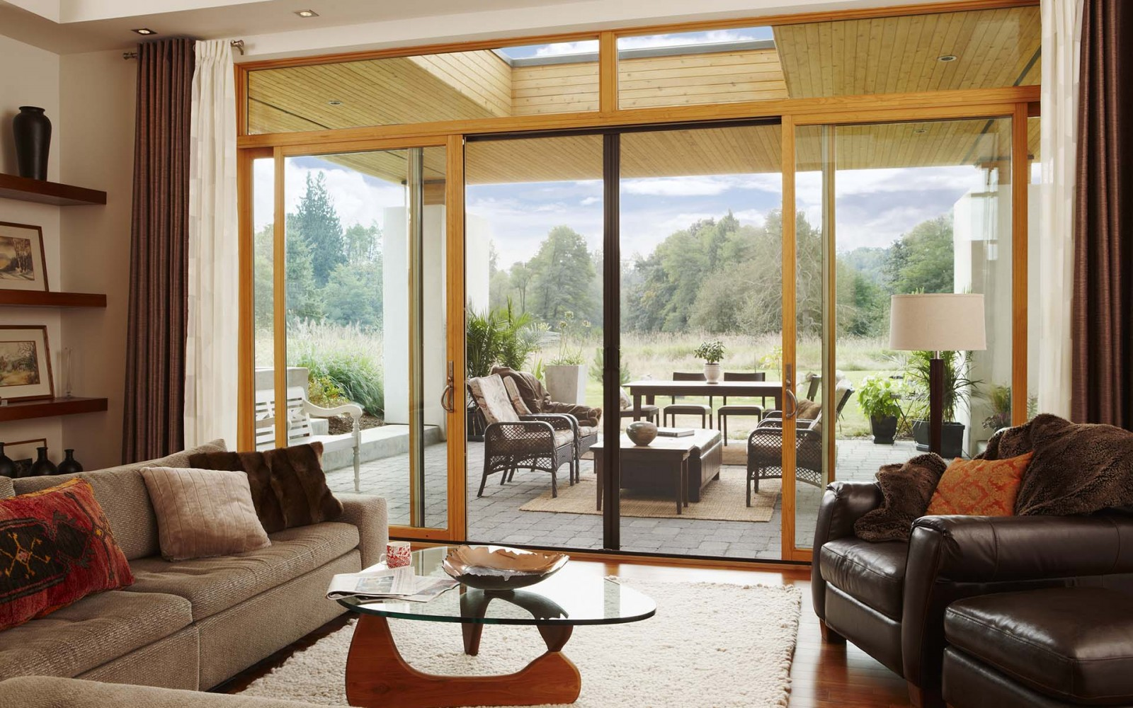 Retractable door screens for french entry and sliding doors vtopaller Image collections