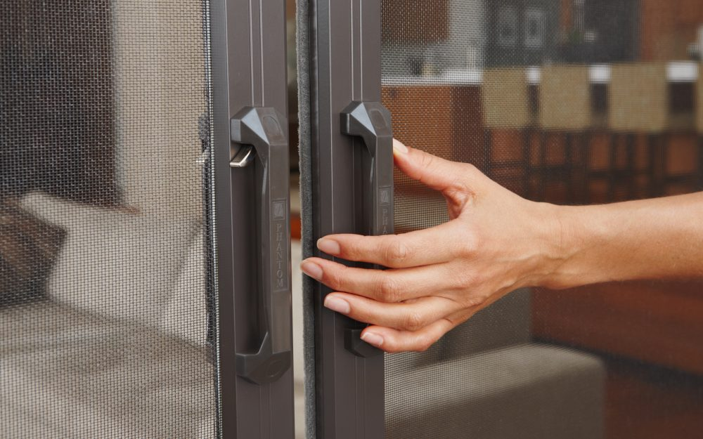 Retractable Door Screens A Perfect Choice For A Modern