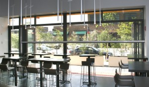 Provide shade from the sun and keep the bugs out - with Executive motorized retractable screens