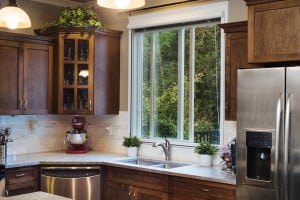 Enjoy your view and keep the bugs out with Phantom retractable window screens