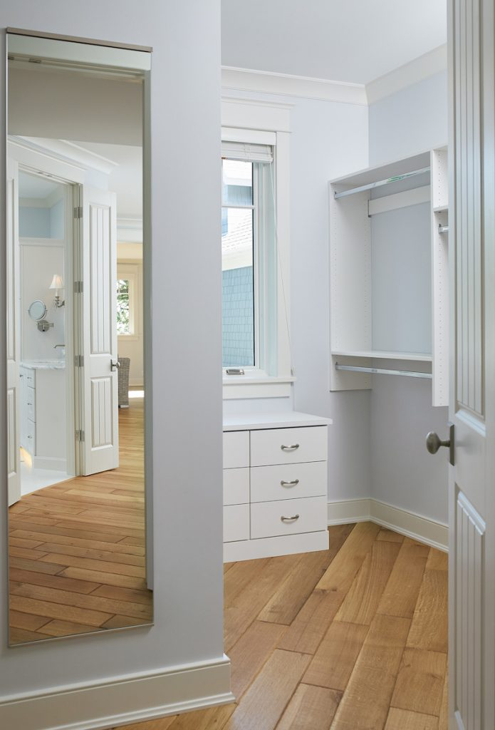 How To Convert A Spare Bedroom Into A Walk In Closet Phantom Screens